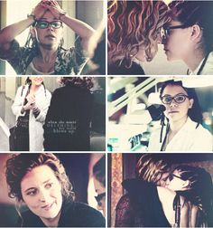 she doesn't know how to even deal with the emotions she's feeling and how much she wants delphine. #orphanblack
