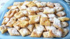 Fánky Top 5, Pretzel Bites, French Toast, Potatoes, Bread, Vegetables, Breakfast, Food, Basket