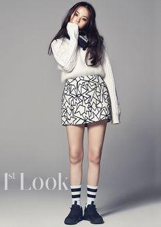 Chic Diva Sohee slaying everyone!!! #1st Look