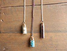 bottle necklace na diy accessories - Zszywka.pl