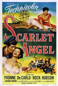 FILMOTECA HAWKMENBLUES: Scarlet Angel (Sidney Salkow, 1952)