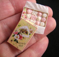 Miniature Candy Box | Flickr - Photo Sharing!