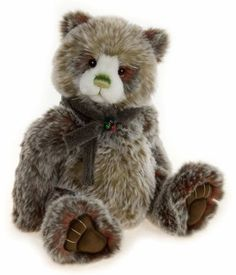 New-COLLECTABLE-HANDMADE-FULLY-JOINTED-CHARLIE-BEAR-COLIN-38cm