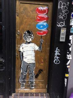 Street art @Shorditch