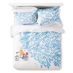Artwork Series: 'Marcovaldo' by Marianna Coppo Duvet Cover Set - AiR™ : Target
