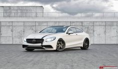 Mercedes-Benz S63 AMG Coupe by Wheelsandmore | Gear X Head