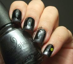 The Clockwise Nail Polish: StampAholics ST02 plate