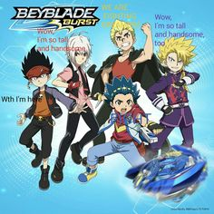 #wattpad #humor A collection of memes about anime called Beyblade Burst.