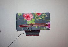 Universaltäschchen - * Nadelspieltasche * Nadelhalter * Nadelwächter - ein Designerstück von Kaepseles bei DaWanda