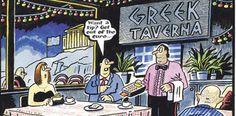 Dejar o no propina en Grecia - http://www.absolutgrecia.com/dejar-no-propina-grecia/