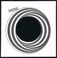 VERTIGO REPRODUCTION RECORD COMPANY SLEEVES 45 Records, Vinyl Records, Record Art, Record Company, Vertigo, Sleeve Designs, Vinyl Designs, Editorial, Eyes
