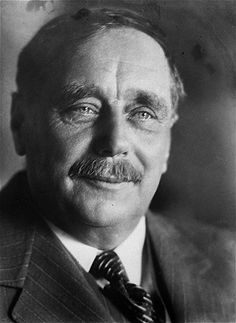 Science fiction author H.G. Wells (born Sept. 21, 1866). British author H.G. Wells (1866-1946) was a pioneer in the field of science fiction. His famous works include 'The War of the Worlds,' 'The Invisible Man' and 'The Island of Dr. Moreau.'