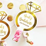 Personalized Hair Tie