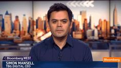 #TBG CEO Simon Mansell discusses why #Facebook's $3 Billion offer to #Snapchat was too small on Bloomberg West