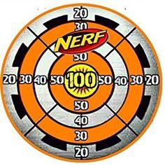Image result for targets for nerf guns Printable