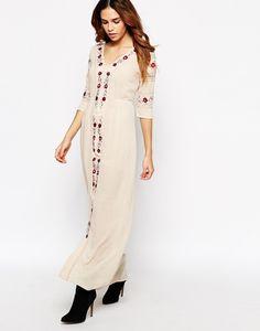 Pretty, boho inspiration dress
