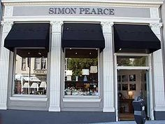 Simon Pearce :: Shopping and Dining Guide for Fillmore Street :: San Francisco :: WorldTravelShop