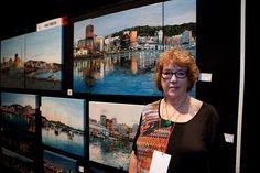Ronda Thompson Artist Wall, Nz Art, Buy Tickets, Artists, Artist