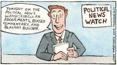 Political News Watch