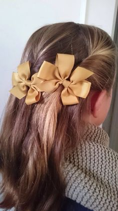 Peinados Bonbonbow #lazos # lazos para niñas