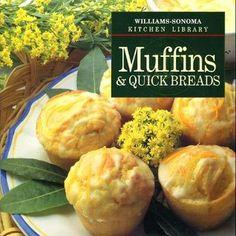 Muffins & Quick Breads. Favorite Recipes: Blueberry muffins, Strawberry Orange muffins, Cinnamon Crunch Muffins, Fresh Ginger Muffins, Orange Yogurt Muffins