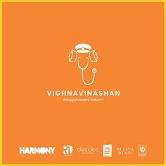 On this occasion of Ganesh Chaturthi, let's celebrate our original vighnaharta- Ganesha and our modern vighnaharta- Frontline workers!  #HarmonyMultimedia #happyganeshchaturthi #GaneshChaturthi #VinayakChaturthi #ganpatibappamorya #ganesha #festival #GoGreenGanesh