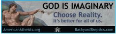 god is an immaginary friend | God Is Imaginary –- Choose Reality — It is better for everyone