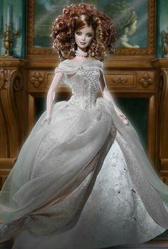 2003 Barbie Lady Camille Barbie® Doll | Barbie Portrait Collection *FASHION