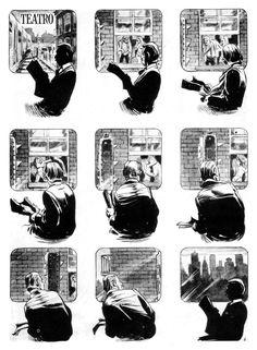 """""""  New York por Will Eisner """""""