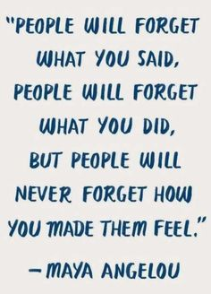 I just wish they never forgot how I make them feel but oh well you have to move on in life no matter how much it hurts