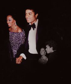 Diana Ross & Michael Jackson Picture Thread - Page 2