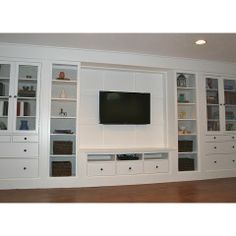 billy bookcase wall unit
