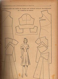 MOLDE - costurar com amigas - Álbumes web de Picasa