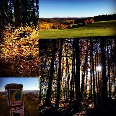 Autumn ,Eifelsteig Germany