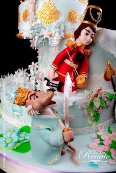 la torta di Cenerentola - Torte da Favola
