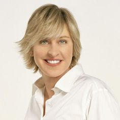 Ellen DeGeneres. Funny, kind, generous, and animal lover. Yes it would be a good match up of the minds. Would like to be able to make her laugh too. Always good.