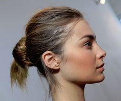 fashion week 2014 hair - Google Search