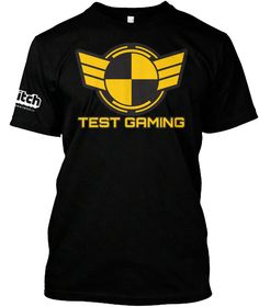 TEST GAMING, BEST GAMING!: Teespring Campaign