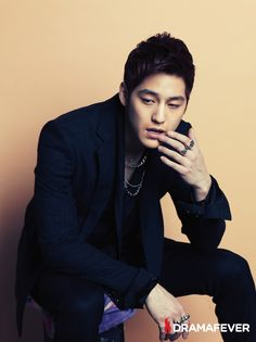 Kim Sang-bum, known by the stage name Kim Bum, is a South Korean actor, singer, and model.