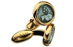 Bulgari's stylish statement cufflinks | Global Blue