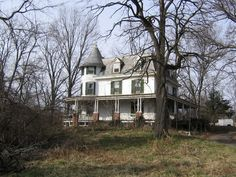 abandoned mansions | Abandoned Mansion and Guest House Part 2 (Aug 2012) - Burned and ...
