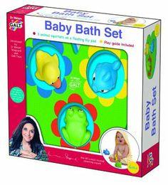 Dr Miriam Baby Bath Set - Free Shipping