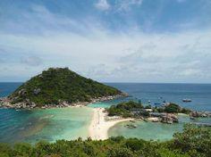Ko Tao, Thailand: Nang Yuan Island, Surat Thani, Thailand