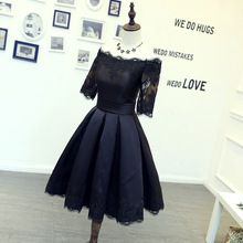 Lace Black Prom Dresses, Prom Dresses Lace, Homecoming Dress A-Line, Custom Made Prom Dresses, Short Homecoming Dress Short Homecoming Dresses Dresses Short, Dresses Uk, Dress Outfits, Dresses With Sleeves, Half Sleeves, Short Sleeves, Party Dresses, Dresses Online, Pleated Dresses