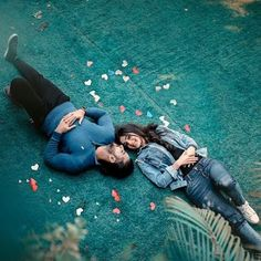 Oh-so-in love. We❤️ this pre-wedding shot captured by Coolbluez Photography.    #prewedding #preweddingphoto #photography #photographer #coupleportrait #photoshoot #love #couplegoals #preweddingshoot #engagementphotography #weddingsutra #weddingphotographer #blue #relationshipgoals