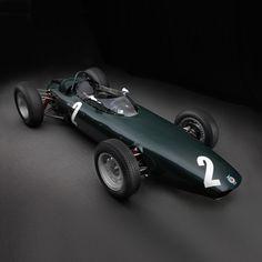 BRM P-578 Grand Prix Car