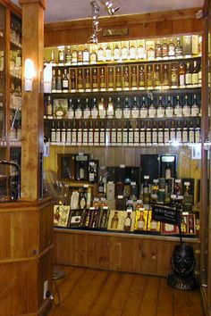 If whiskey is more to your taste than wine, you may want to visit the Vintage House, which has England's largest selection of single malts
