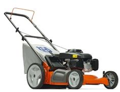 The Husqvarna 6021p is another very solid and capable lawn mower from the respected Husqvarna company. See our review of this mower.