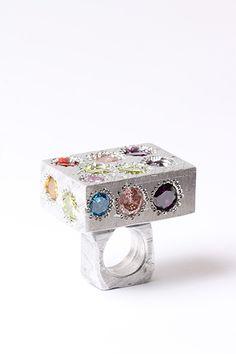 Ring #344 by Karl Fritsch