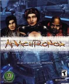 Anachronox  is a 2001 third-person role-playing video game produced by Tom Hall and the Dallas Ion Storm games studio. It offers gameplay in the style of older role-playing video games, such as Chrono Trigger and the Final Fantasy series. The game was built with a heavily modified version of the Quake II engine, rewritten chiefly to allow a wider color palette, emotive animations and facial expressions, and better lighting, particle, and camera effects.